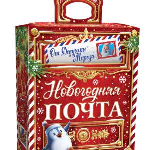 подарок Почтовый ящик красный